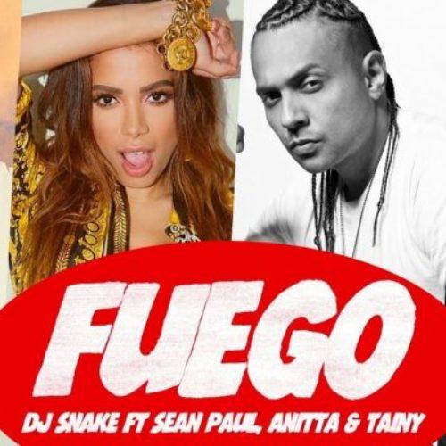 DJ Snake, Sean Paul, Anitta – Fuego ft. Tainy – Octobre 2019