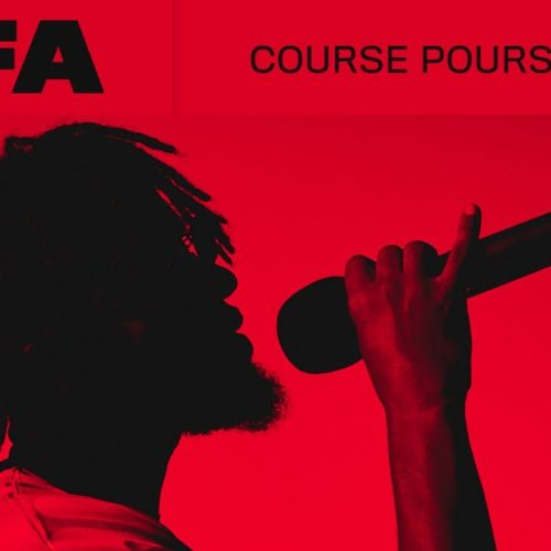 Lefa – Course Poursuite (Live) – Octobre 2019