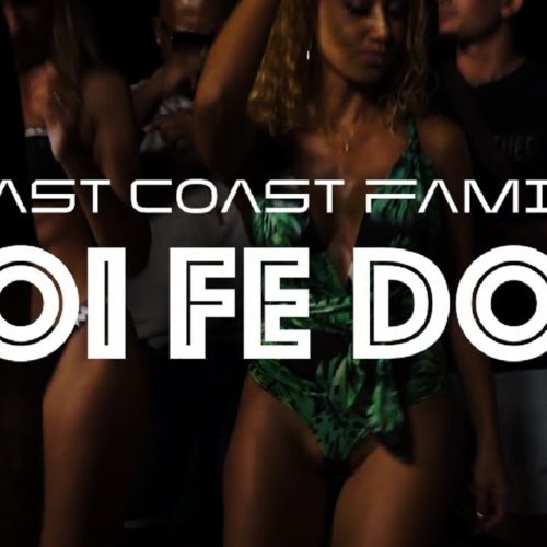 KOI FE DON – EAST COAST FAMILY – clip officiel – Octobre 2019