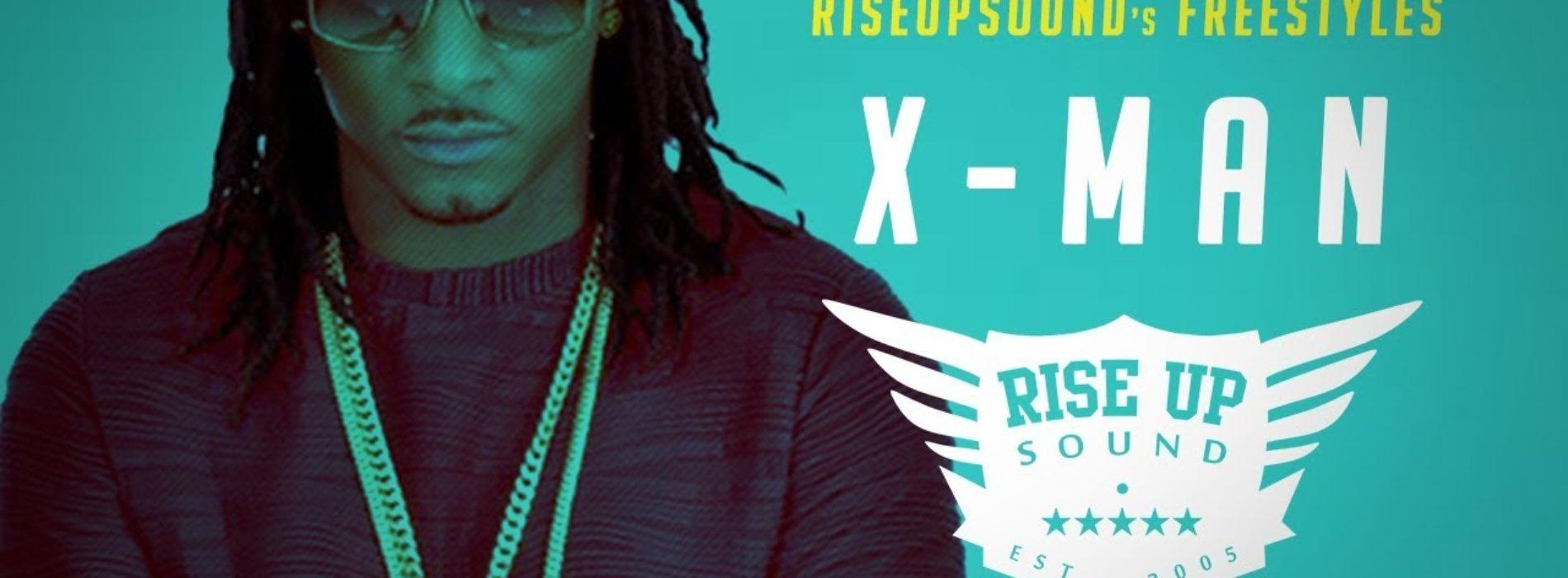 X-MAN – Freestyle – Octobre 2019