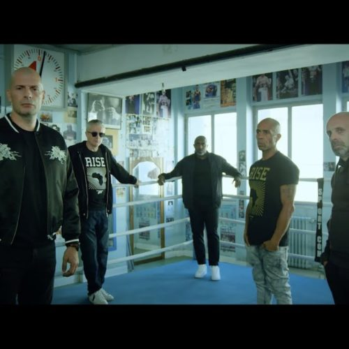 IAM – Rap Warrior (Clip officiel) – Octobre 2019