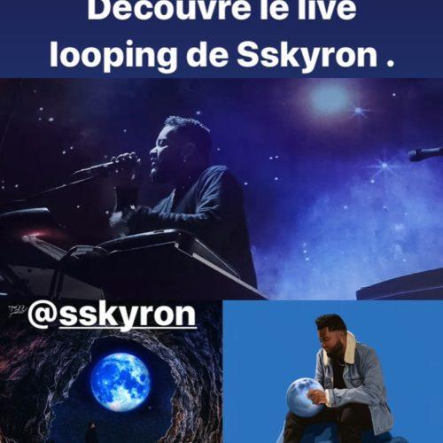 SSKYRON – Live Looping [MONDE IMAGINAIRE] – Novembre 2019