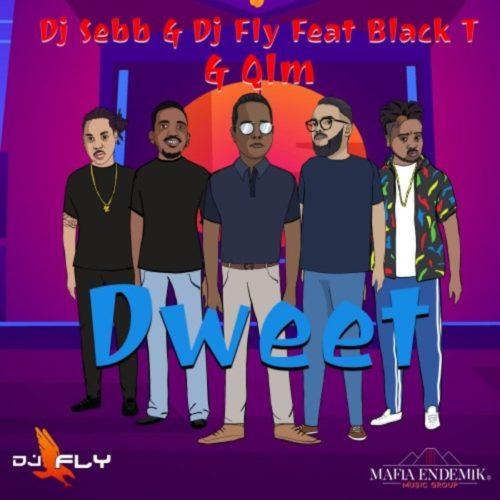 Dj Sebb & Dj Fly Feat Black T & QLM – Dweet – Novembre 2019