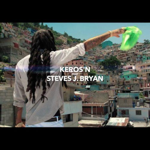Keros-N Ft. Steves J. Bryan – Béni de diyé – Novembre 2019