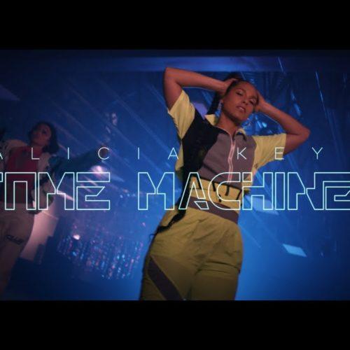 Alicia Keys – Time Machine (Official Video) – Novembre 2019