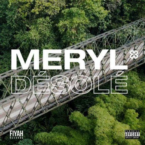 Meryl – Désolé – Novembre 2019
