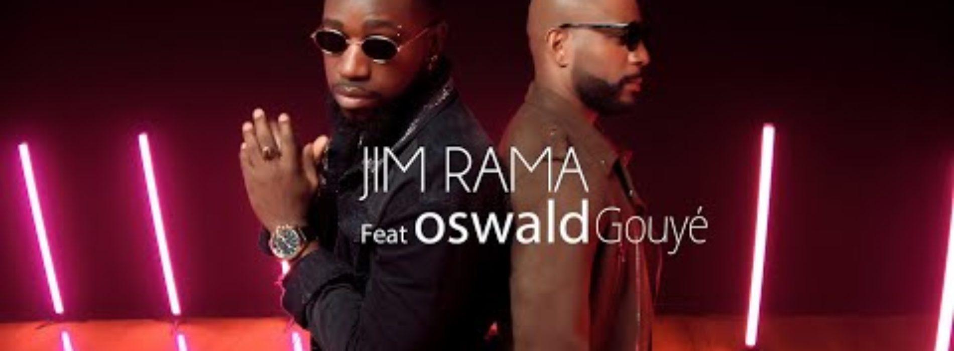 """Jim Rama Featuring Oswald """"Gouyé"""" Jim Rama  Jim Rama – Décembre 2019"""