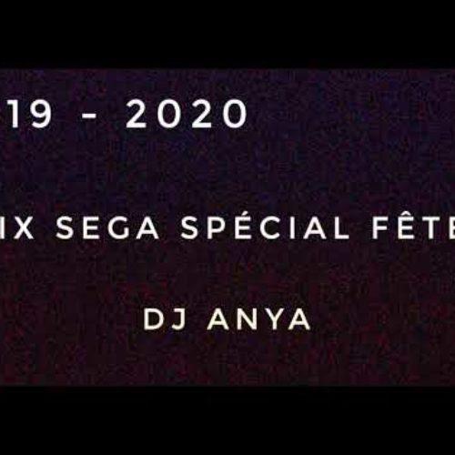 Mix Séga Spécial Fêtes – DJ ANYA (2019) – Décembre 2019