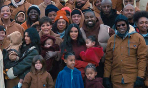 Kanye West – Closed On Sunday – Décembre 2019