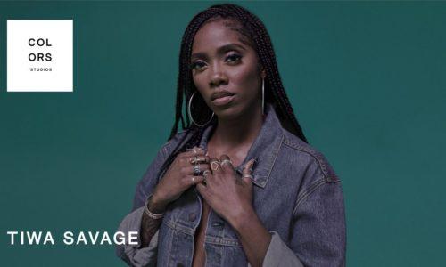 Tiwa Savage – Attention | A COLORS SHOW – Décembre 2019