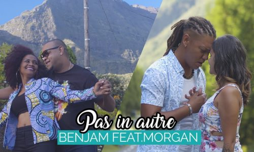 Benjam feat Morgan – Pas in autre – Clip officiel – Décembre 2019