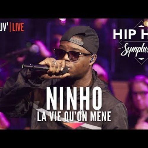 """NINHO : """"La Vie qu'on mène"""" // SCH : """"Otto"""" (Hip Hop Symphonique 4) Janvier 2020"""