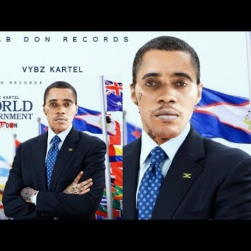 Vybz Kartel – World Government (Official Video) – Janvier 2020