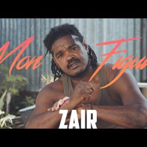 Zaïr – Mon figuir – Clip officiel – Janvier 2020