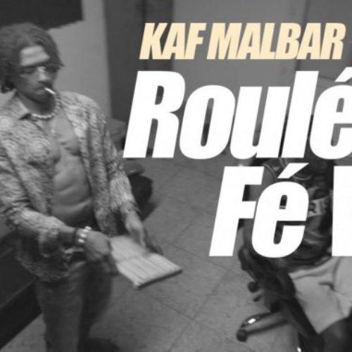 Kaf Malbar Ft. Rikos' – Roulé Fé vèr – #AnFouPaMalStaya – 01/20 (Clip officiel) – Janvier 2020