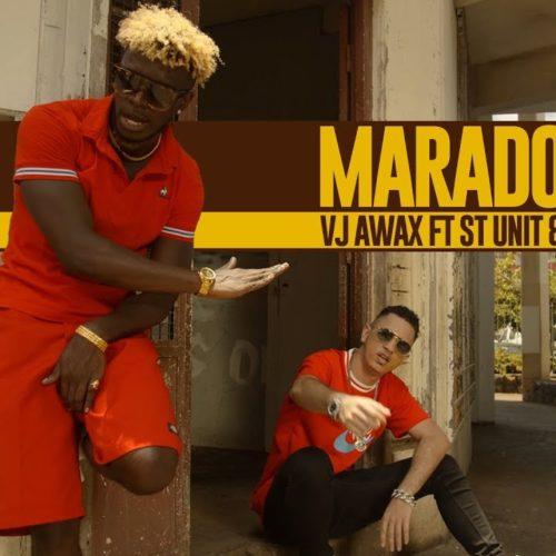 Vj Awax ft St Unit & McBox – Maradona (Run Hit) – Janvier 2020