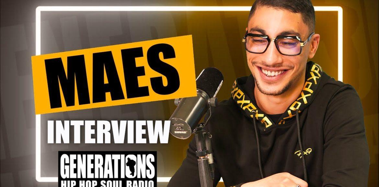 """Interview Maes : """"Le plus gros salopard c'est Booba…"""" – Janvier 2020"""