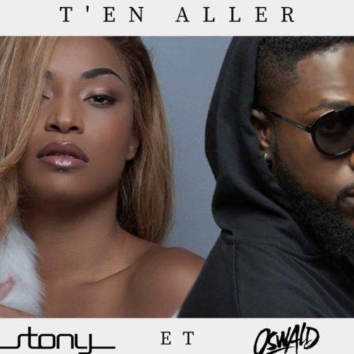 STONY et OSWALD – T'en aller (Official audio) – Janvier 2020