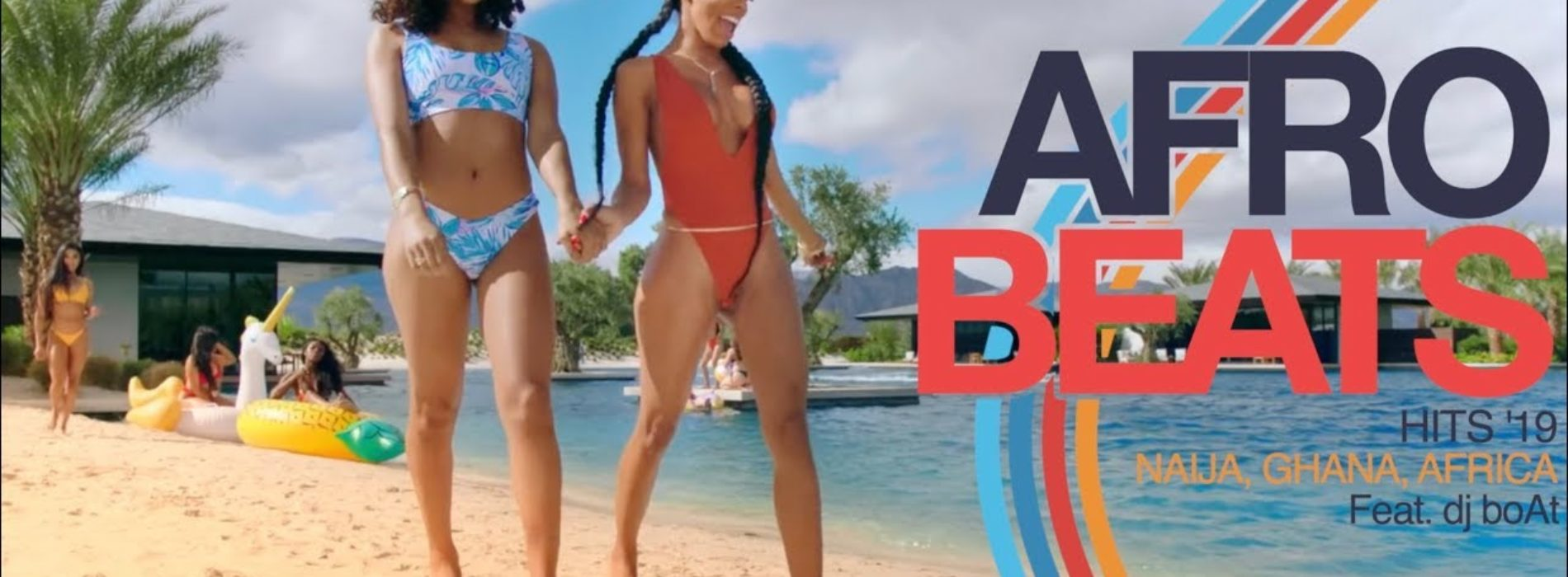 AFRO BEAT(DJ BOAT) – Janvier 2020