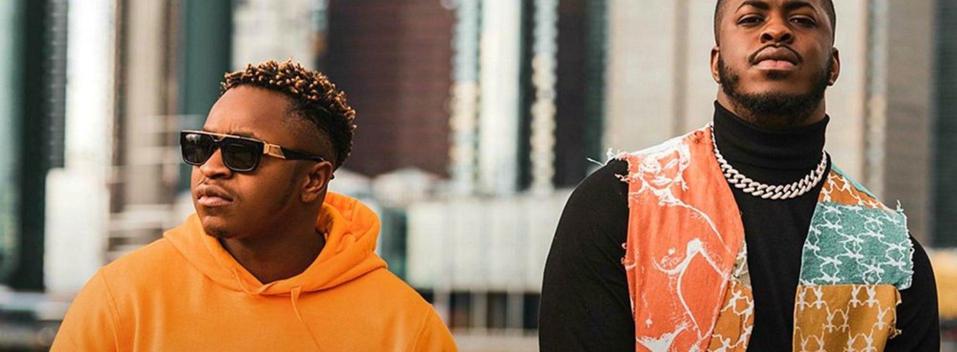 Scridge feat. Landy – Ghetto (Clip Officiel) – Janvier 2020