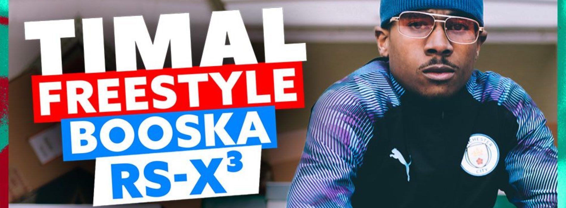Timal   Freestyle Booska RS-X³ – Février 2020