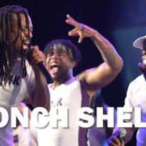 Skinny Fabulous, Machel Montano, Iwer George – Conch Shell (Official Music Video) – Février 2020