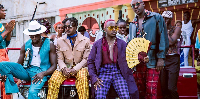 Sauti Sol – Suzanna [Official Video] – Février 2020 – Kenya