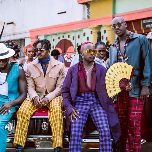Sauti Sol – Suzanna [Official Video] – Février 2020 – Kenya