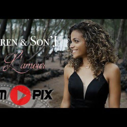 Karen & Son'J – L'amour [ Clip Officiel ] – Février 2020