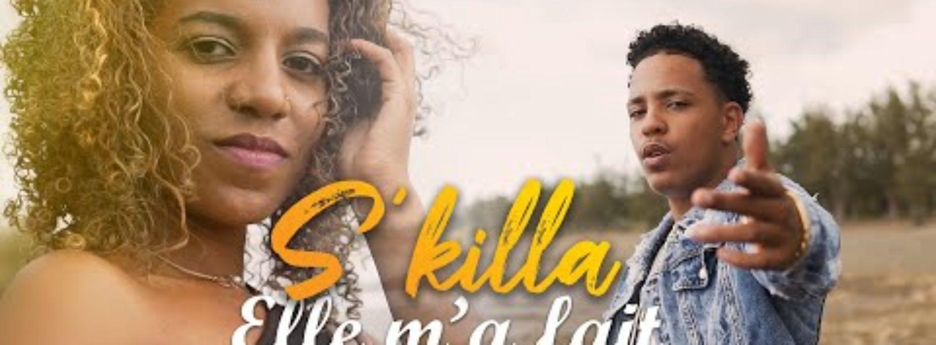 S'KILLA – Elle m'a fait (Clip Officiel) – Février 2020