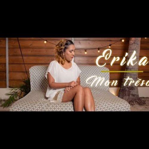 Séga – ERIKA – Mon trésor (Clip Officiel) – Février 2020
