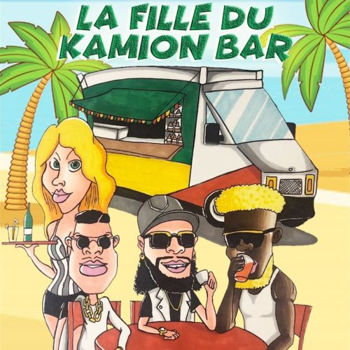 Vj Awax ft McBox & St Unit – La fille du kamion bar (Run Hit)  – Février 2020