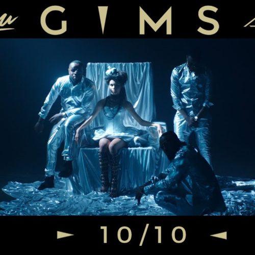 GIMS – 10/10 avec Dadju & Alonzo (Clip Officiel) ) – Février 2020