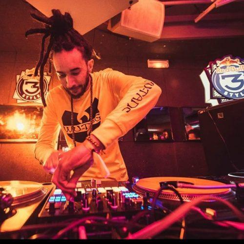 "DJ DAN WAYO RED BULL 3STYLE 2020 France "" set de 15min"" avec le son LIVE!!!!"