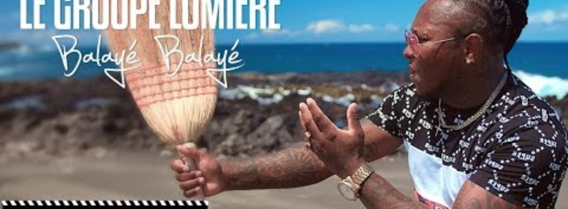 Balayé balayé – LE GROUPE LUMIERE // L' amour sacré – Sylvio Mailly [CLIP OFFICIEL] – Mars 2020