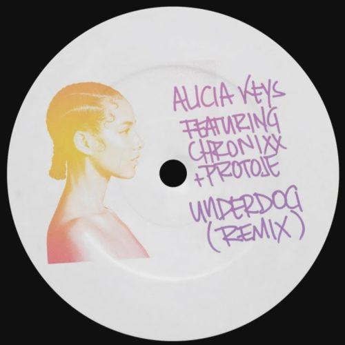 Alicia Keys – Underdog (Remix) (Audio) ft. Chronixx, Protoje – Mars 2020