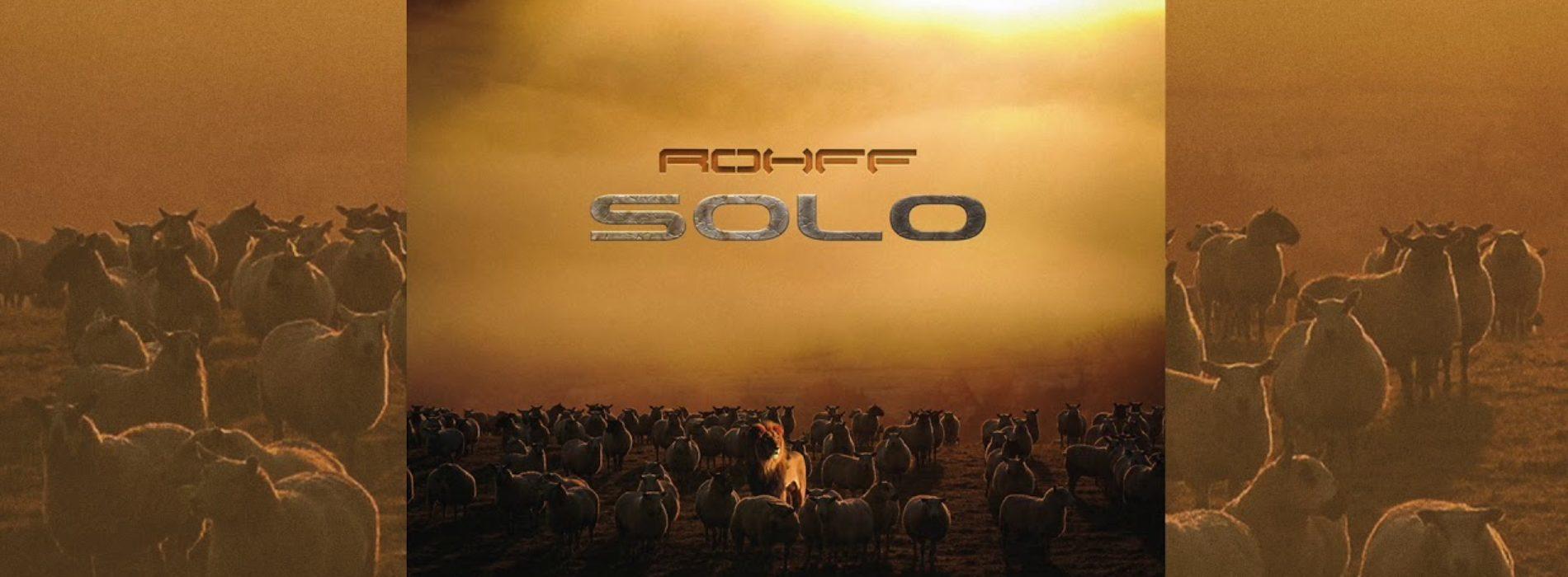 Rohff – Solo [Audio Officiel] – Mars 2020