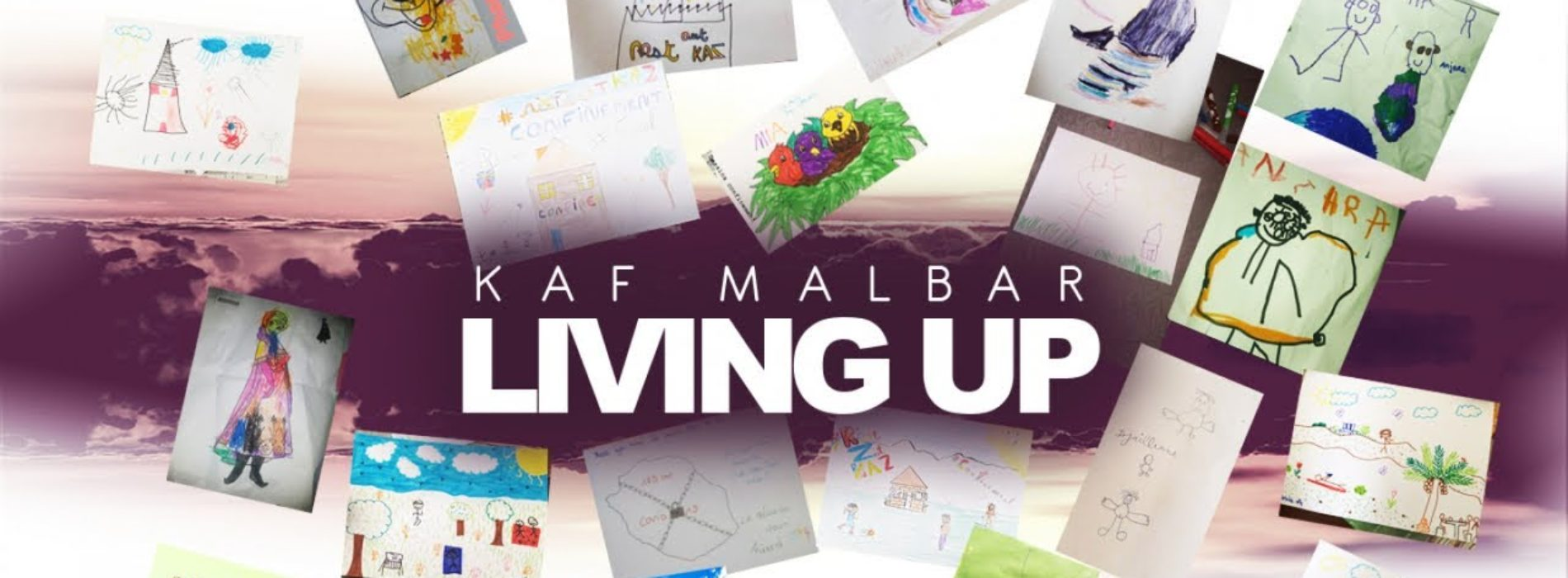 Kaf Malbar – Living Up – #AnFouPaMalStaya – (Audio) – Mars 2020