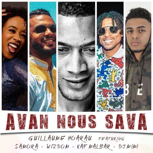 "Guillaume Hoarau présente ""Avan Nous Sava"" (feat. Samora, Kaf Malbar, Wizdom & DJ Mimi) – Avril 2020"