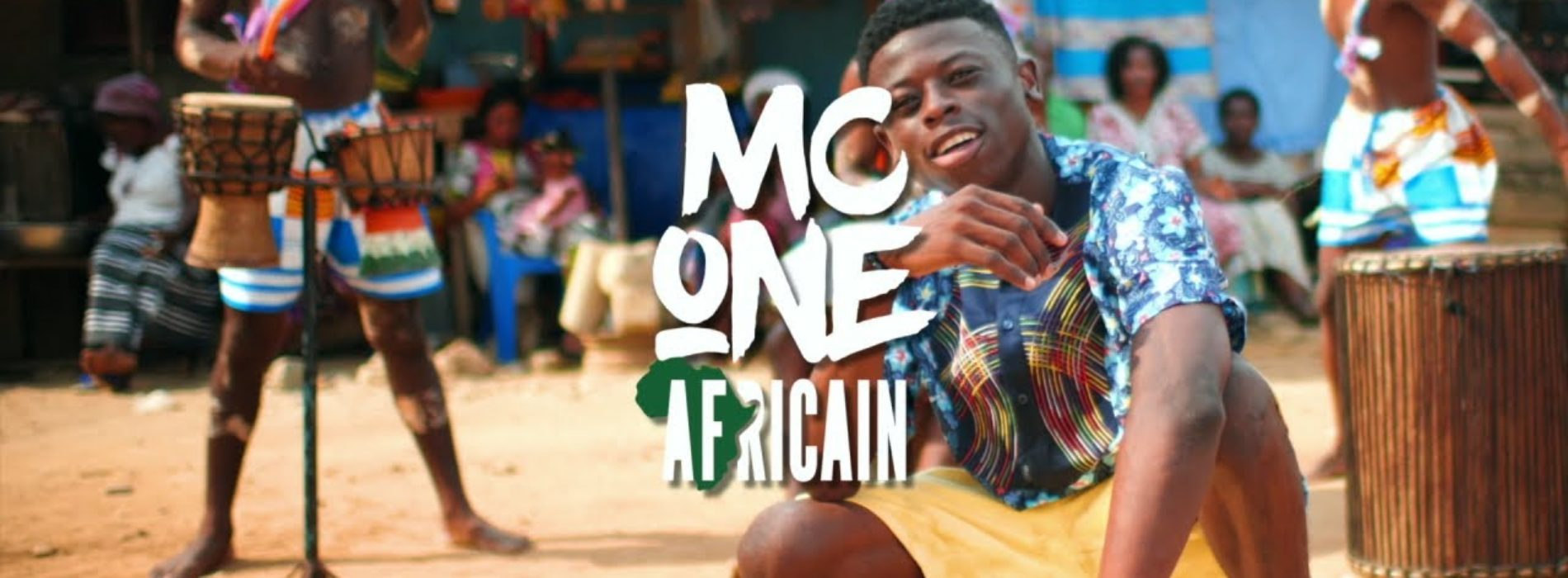 MC One – Africain (Clip officiel) – Avril 2020