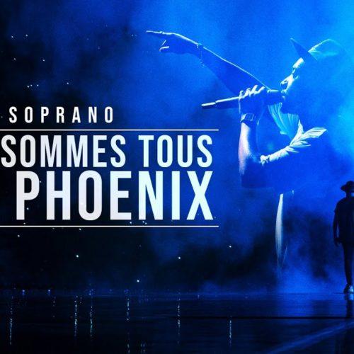 Soprano – Nous sommes tous des Phoenix, Le film (2020) – Avril 2020