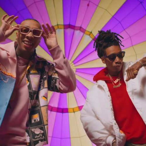 Wiz Khalifa – Contact feat. Tyga [Official Music Video] – Avril 2020