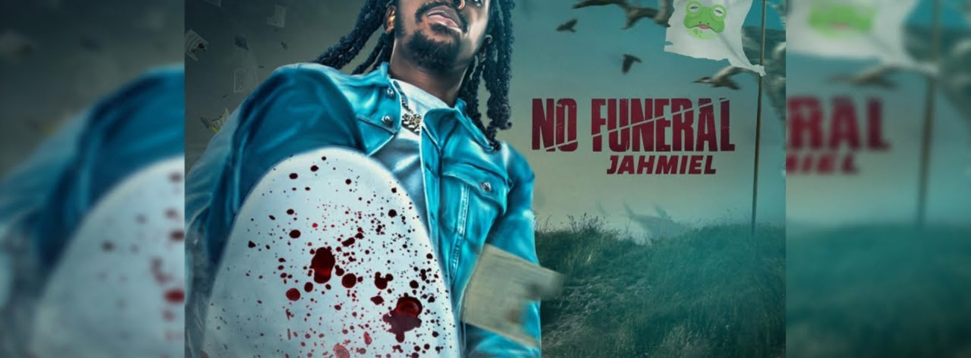 Jahmiel – No Funeral / Blak Ryno – Murderer (Official Audio) – Avril 2020
