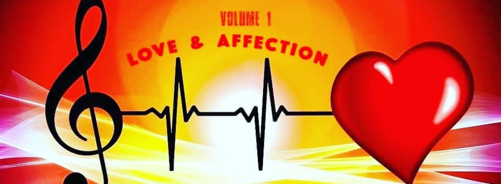 Clk Mix Volume 1 dj veens  – Love & Affection – Mai 2020