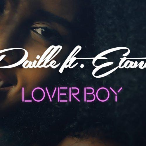 PAILLE feat. ETANA – Loverboy – Mai 2020