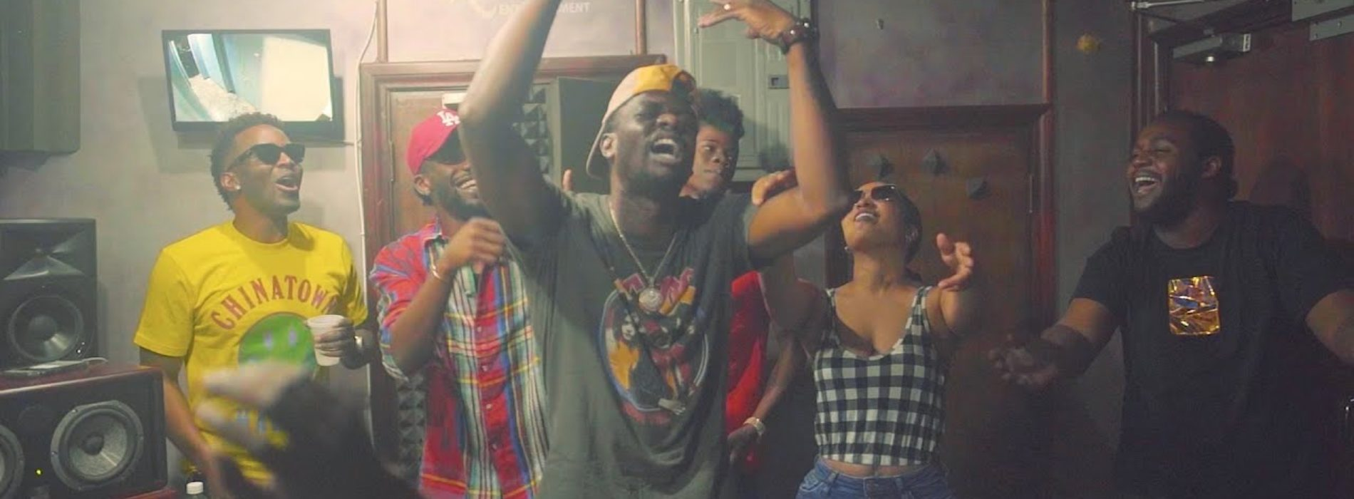 Teejay, Konshens ,Shenseea Ding Dong ,Tarrus Riley Kemar Highcon, Kash Romeich- We Rise (Official Video) – Mai 2020