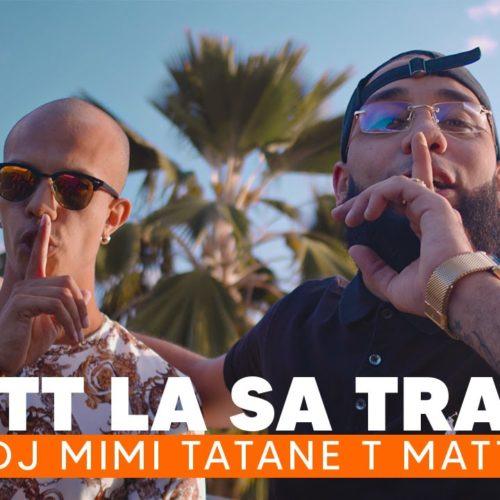 DJ Mimi Tatane ft. T Matt – Cett la sa trapé – Mai 2020