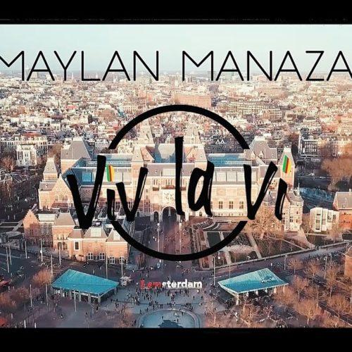 """MAYLAN MANAZA """" VIV LA VI """" #REGGAE – Mai 2020"""