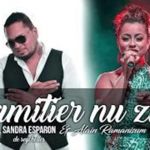 Alain Ramanisum & Sandra Esparon – Lamitier nu zil (AUDIO) – Mai 2020