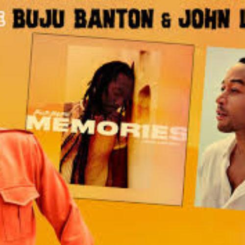 "Buju Banton & John Legend – ""Memories"" (Official Audio) – Mai 2020"